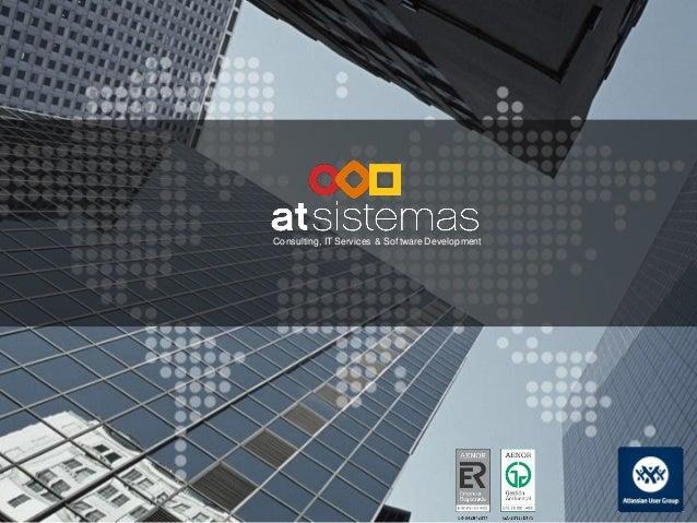 Presentación atSistemas en AUG Barcelona
