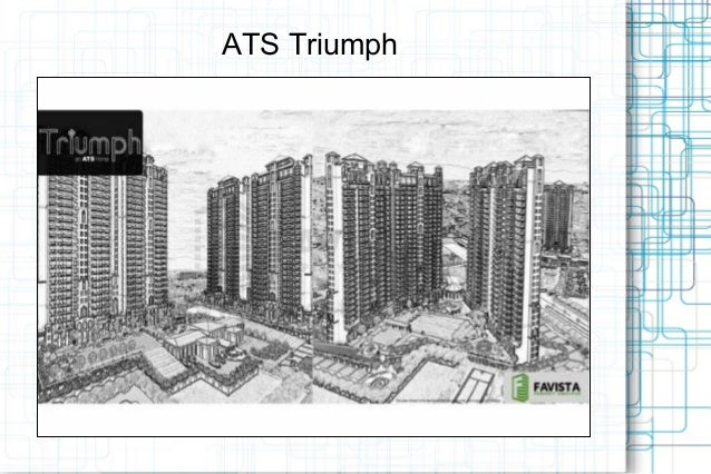 ATS Triumph Book Now @ 09999536147 New Project in Gurgaon