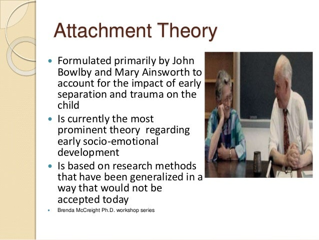 john bowlby research methods Full-text (pdf) | attachment theory is based on the joint work of j bowlby the origins of attachment theory: john bowlby and mary ainsworth 700k+ research.