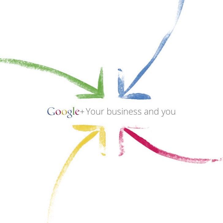 Google Plus- Organisatie set-up