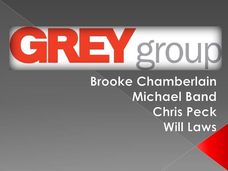 Brooke Chamberlain<br />Michael Band<br />Chris Peck<br />Will Laws<br />