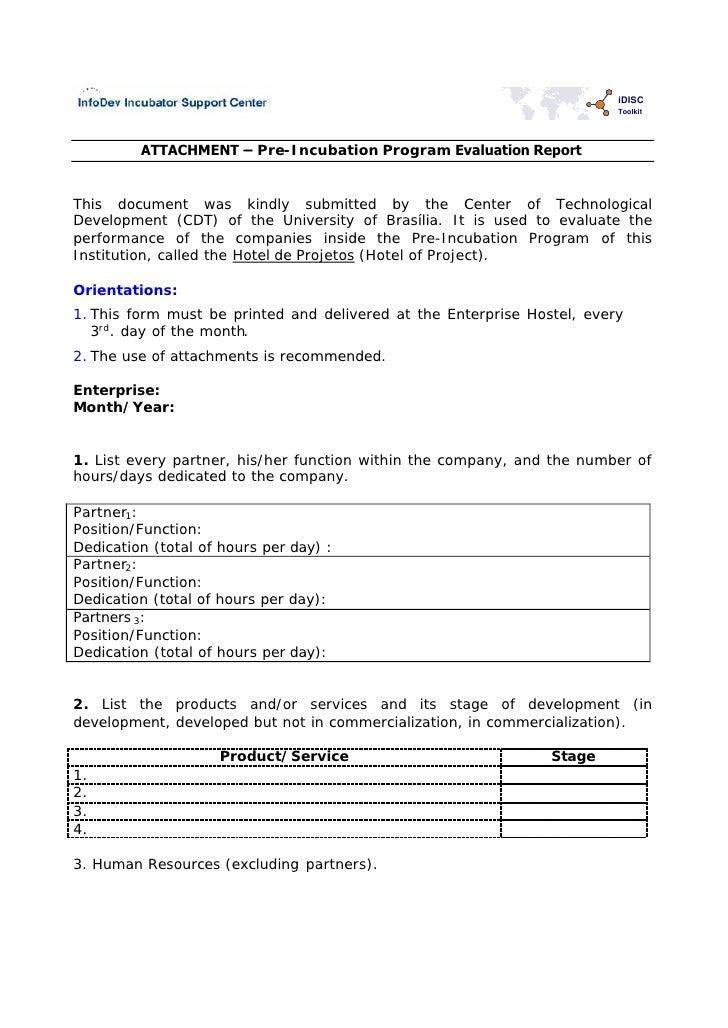 Attachment 51 -pre-incubation_program_evaluation_report