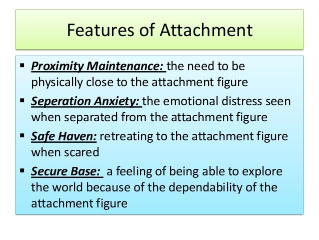 """attachment theory 2 essay Read theory analysis - attachment theory free essay and over 88,000 other research documents theory analysis - attachment theory theory analysis вђ"""" attachment."""