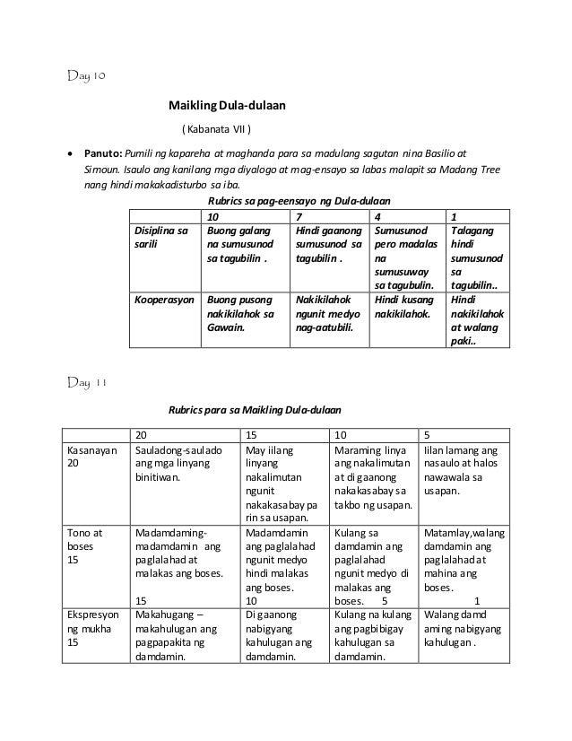 halimbawa ng research paper sa filipino