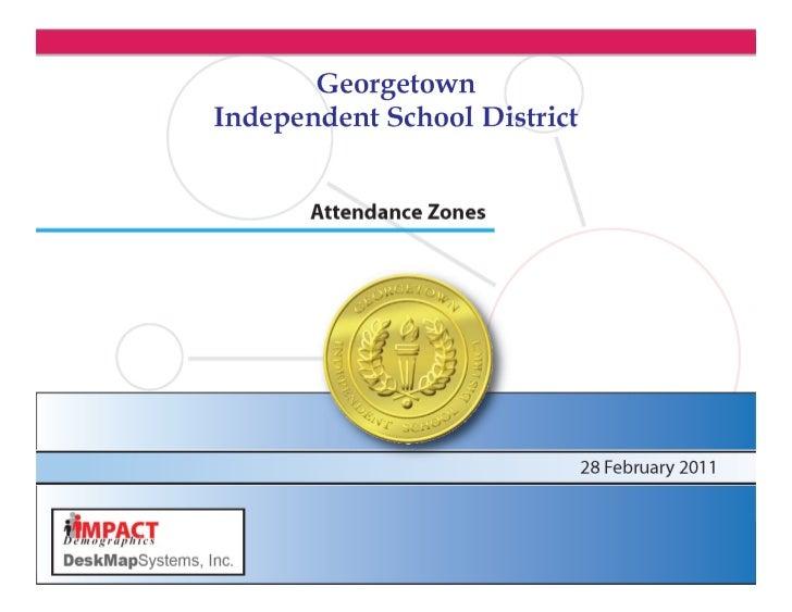 02-28-11 Attendance Zone Presentation