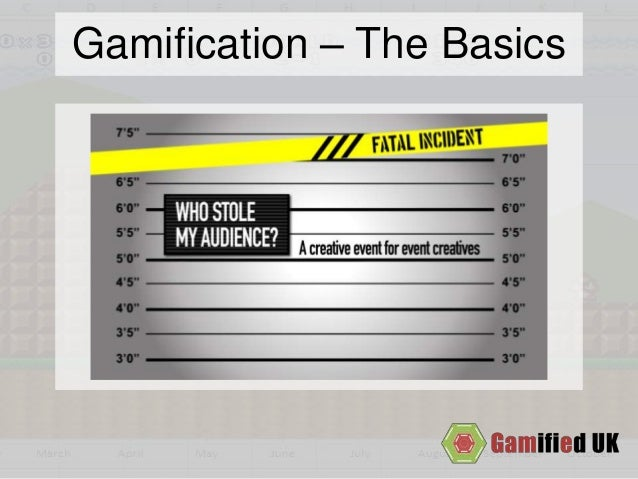 Gamification: Attendee Journey