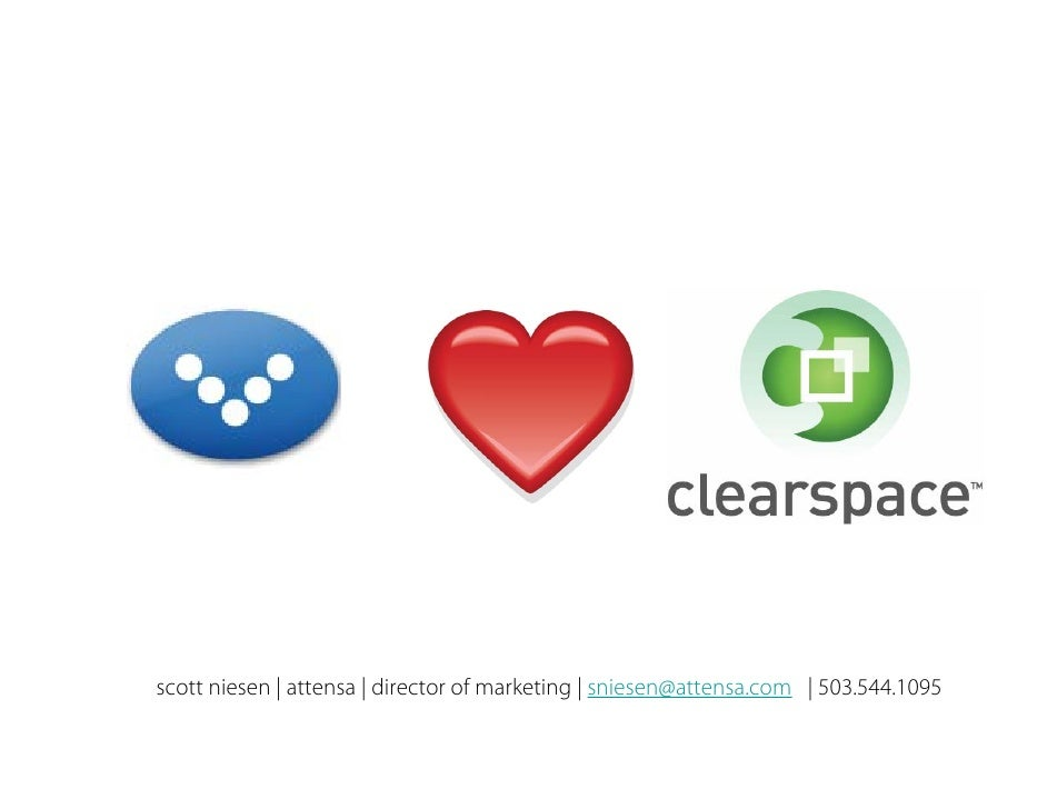 Attensa Hearts Clearspace