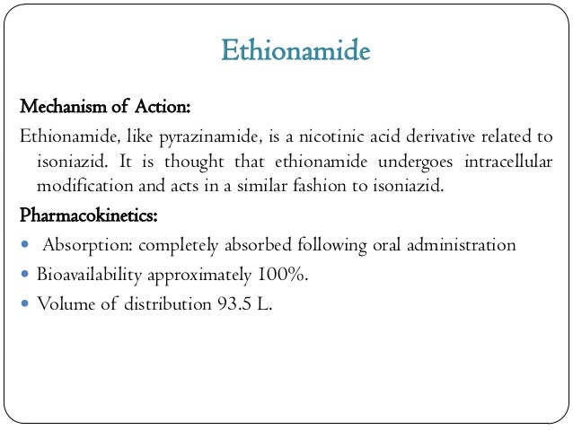 How To Get Ethionamide In Canada