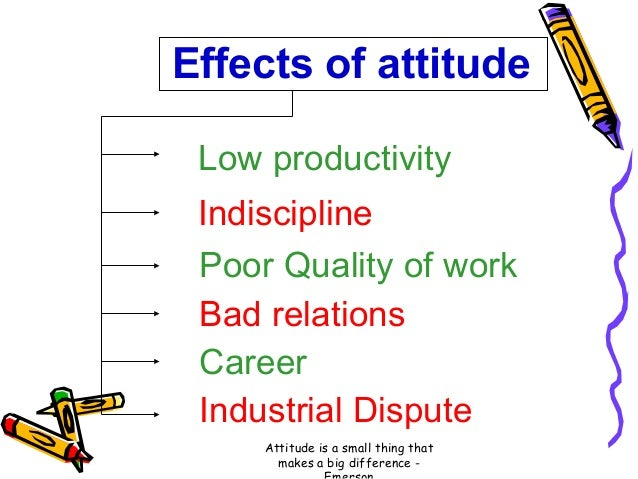 effects of criticism to attitude change Fear appeal theory, page 1 fear appeal theory low to moderate levels of fear arousal and attitude change (krisher, darley, and darley, 1973.