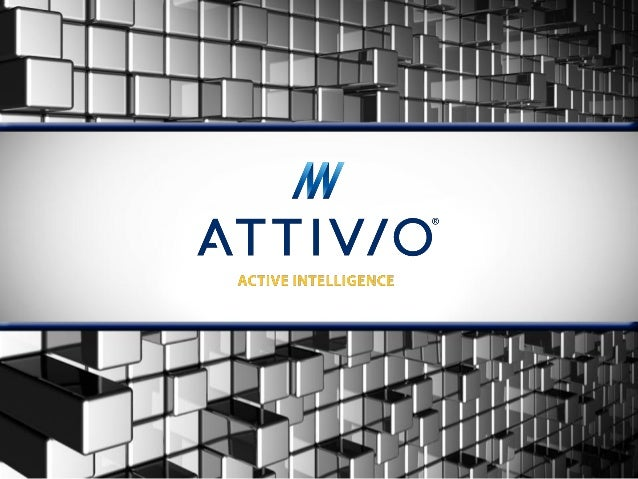 Attivio: The Unsung Hero of Big Data: Unstructured Content