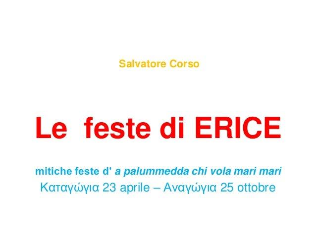 ATTPT Le feste di Erice