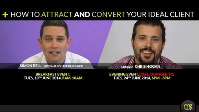 Attract convert