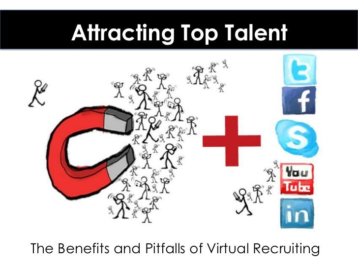 Attracting Top Talent<br />The Benefits and Pitfalls of Virtual Recruiting<br />