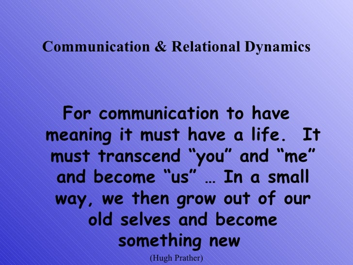 attraction and close relationship
