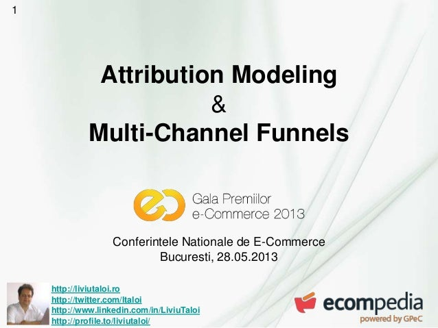Attribution Modeling & Multi-Channel Funnels: Mazeberry-Express