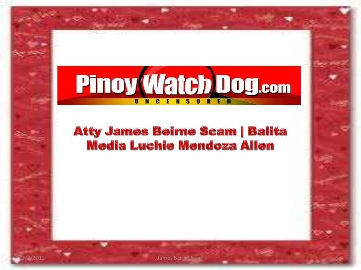 PinoyWatchDog.com   Tanod Bayan Joel Bander Sex Scandal