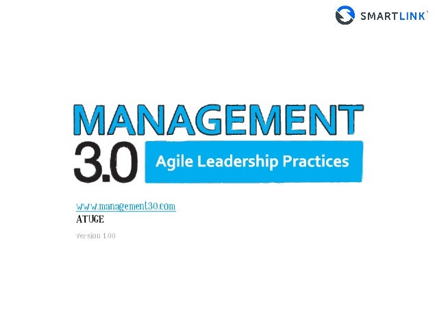 Introduction au Management 3.0