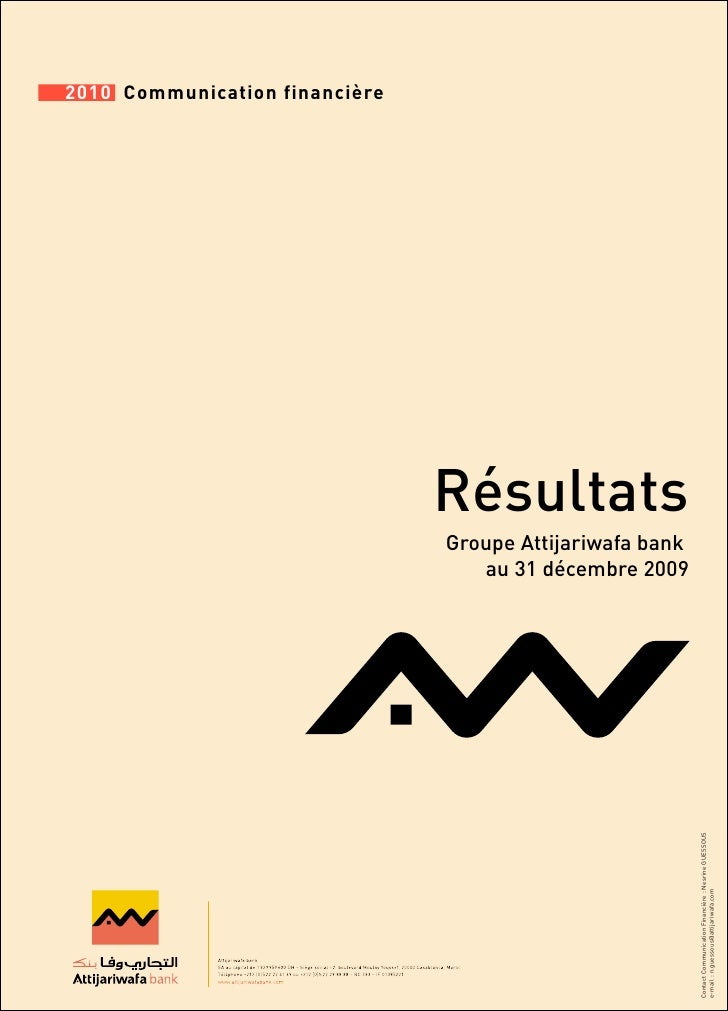 Atw Comptes Consolides 311209