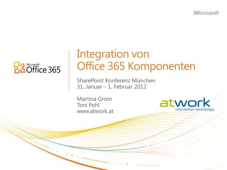 Office365 Demosolution