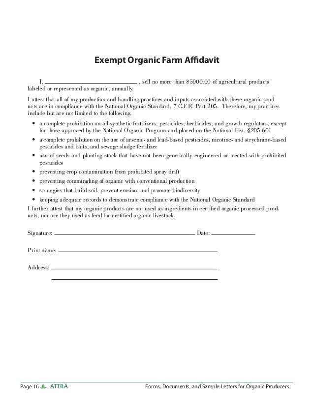 Affidavit Of Support Sample Affidavit Of Support Sample