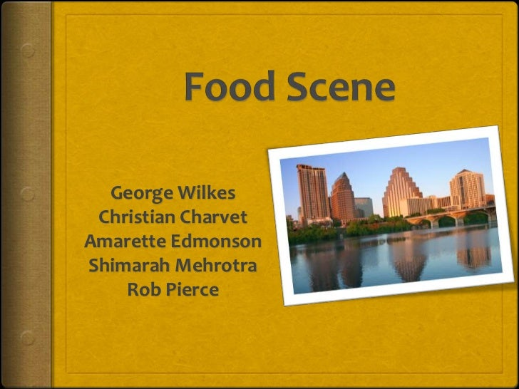 Austin Food Scene, pt. 2