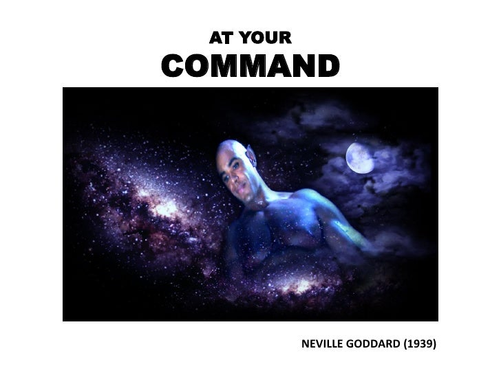 At Your Command (Picture Book)  Neville Goddard