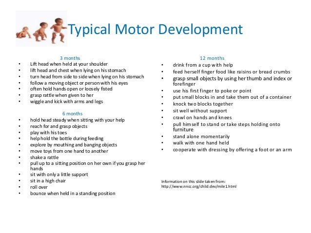 An example of a fine motor skill is