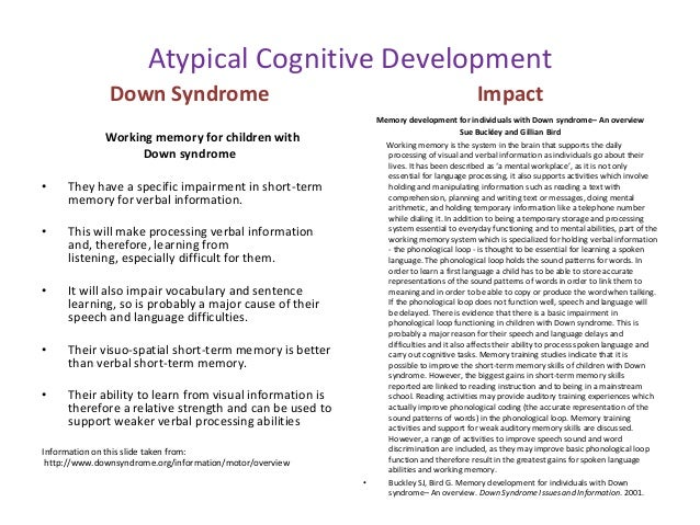 a case study on cognitive development Custom courses are courses that you create from study stages of cognitive development case proposed of development: neo-piagetian perspective.