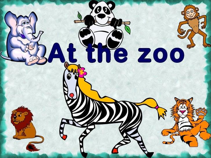 At zoo