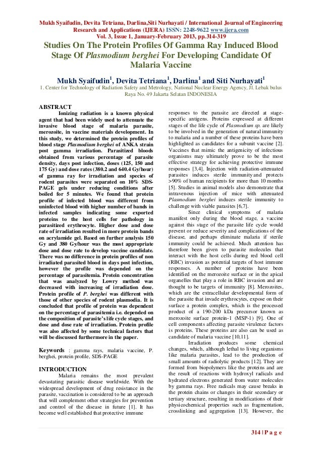 Mukh Syaifudin, Devita Tetriana, Darlina,Siti Nurhayati / International Journal of Engineering           Research and Appl...