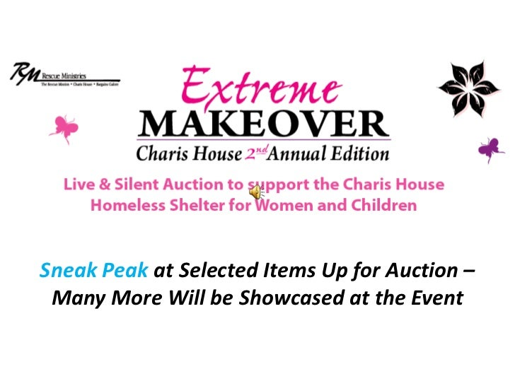 Sneak Peak at Selected Items Up for Auction – <br />Many More Will be Showcased at the Event<br />