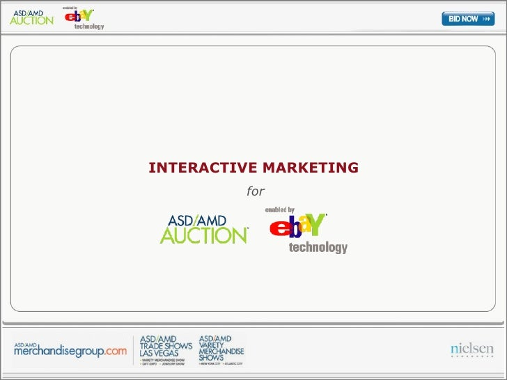 INTERACTIVE MARKETING for