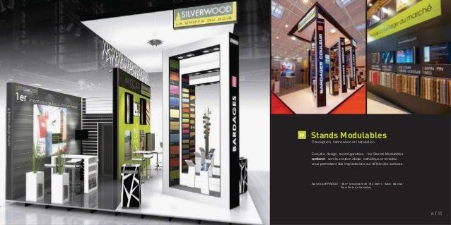Expo Milan Les Stands : Audace expo specialiste du stand nantes paris