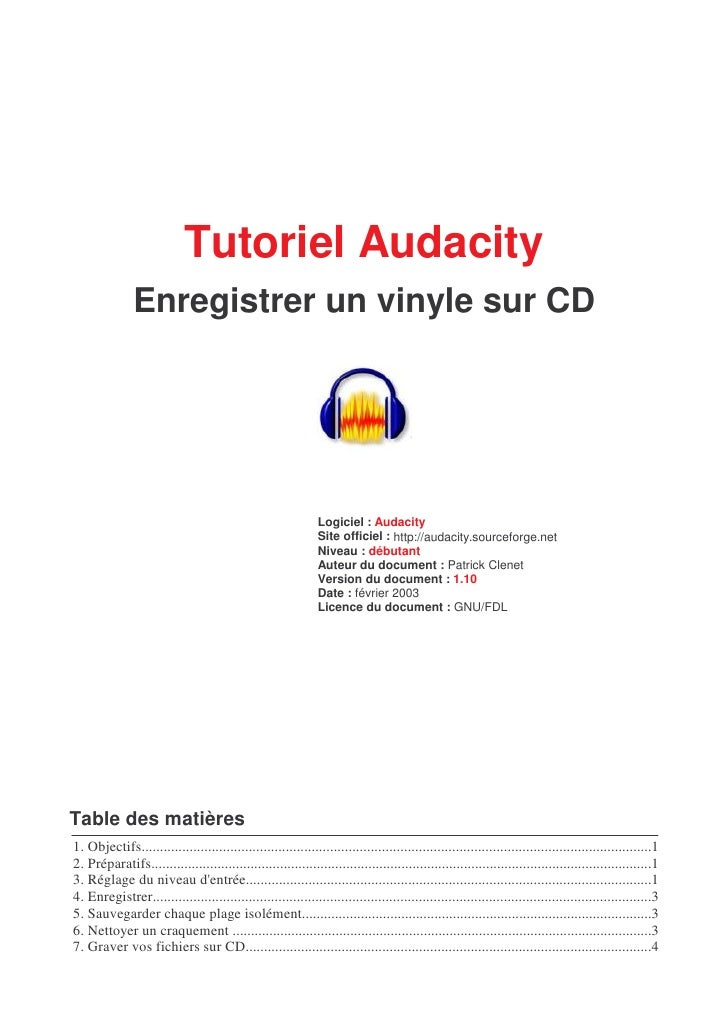 Audacity lp2 cd_3