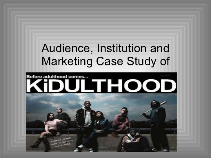 Audience, Institution and Marketing Case Study of