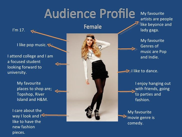 audience profile sheet Step 1: define your target audience & their interests --this is the first step in most  marketing  forrester's groundswell consumer profile toool.