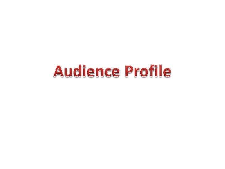 Target AudienceMy target audience is a younger demographic, aged between 16-25. This is because they are often looking for...