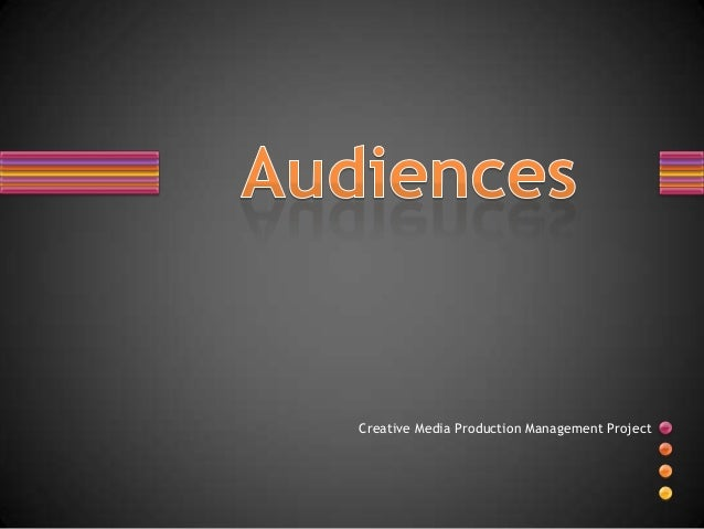 Creative Media Production Management Project