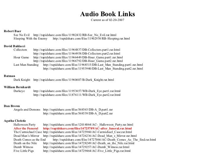 Audio book links_20070220-2