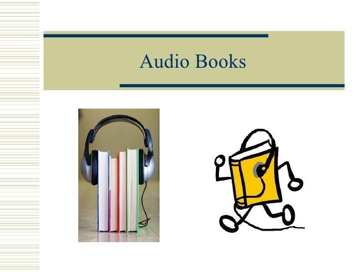 Audio Books Powerpoint