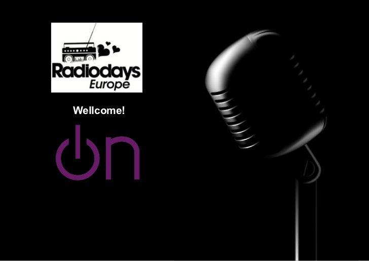 Audioemotion The radiodays Conference 2012 Barcelona
