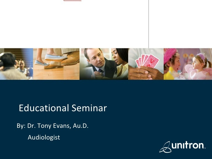 Audiolife Educational Seminar