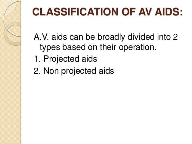 Essay on Visual Aids?
