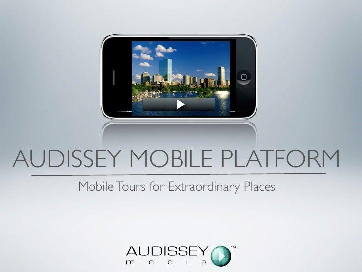 Audissey Demo - Cities