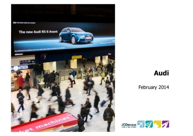 Audi February 2014