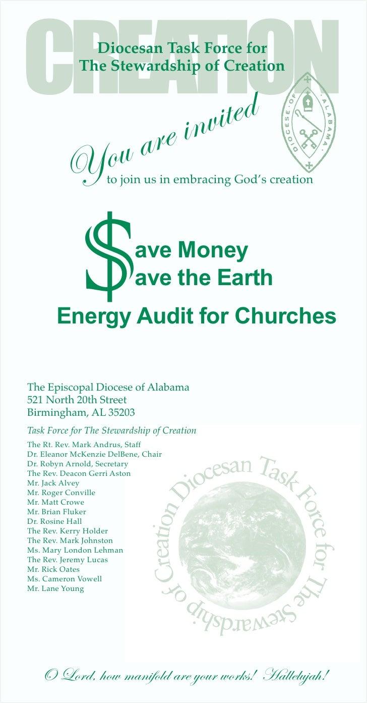 CREATION    Çä |àxw               Diocesan Task Force for             The Stewardship of Creation                    Éâ t ...