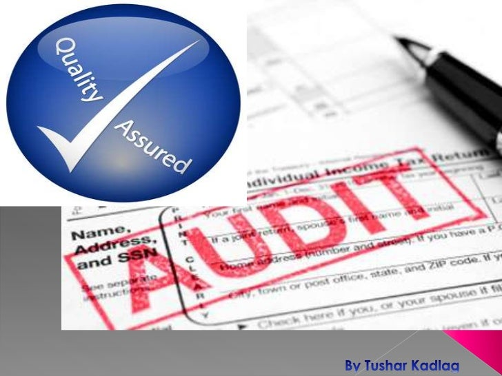    An examination of a companys accounting    records and books conducted by an outside    professional in order to deter...