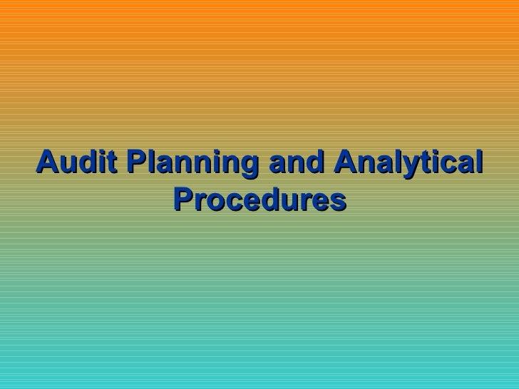 Audit.planning