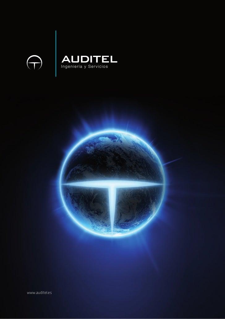 Auditel 2011 Esp