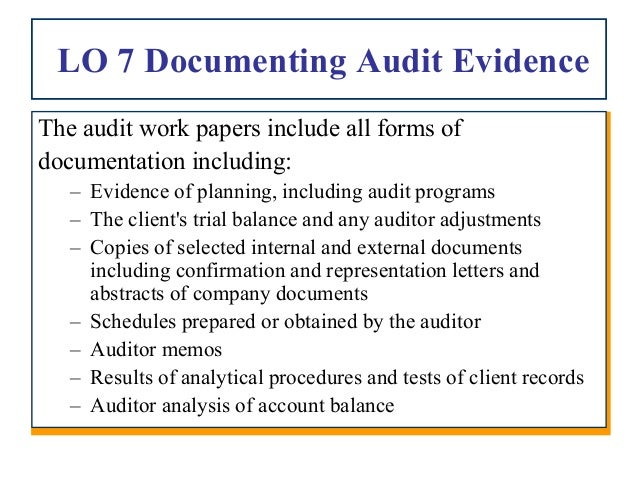audit evidence essay Professional top essay writing services for students:  persuasive nature of audit evidence share this: click to share on twitter (opens in new window.